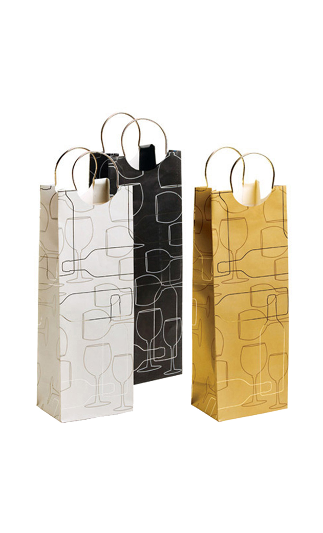 Silhouette Gift Bag