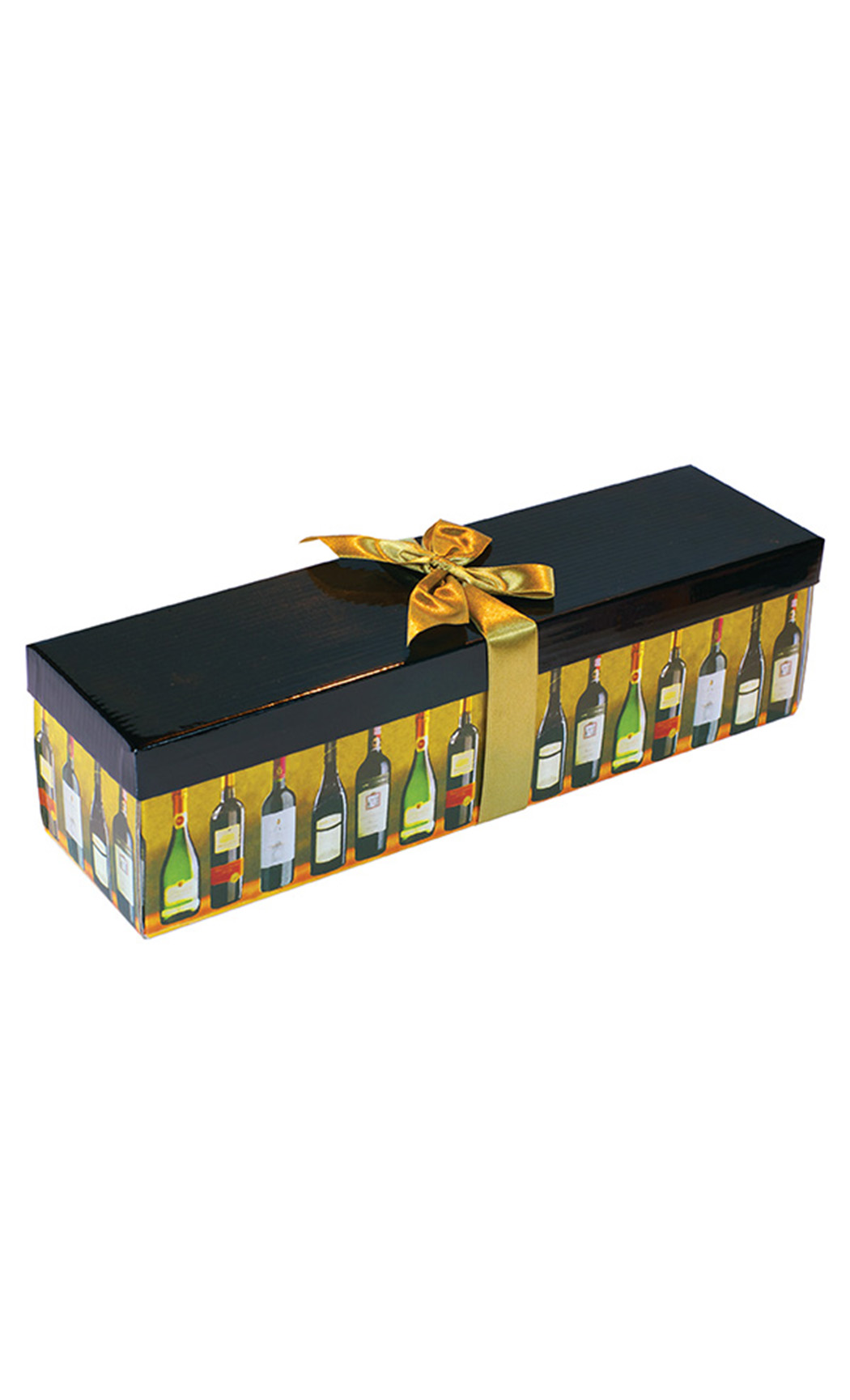 Midnight Bistro Folding Gift Box