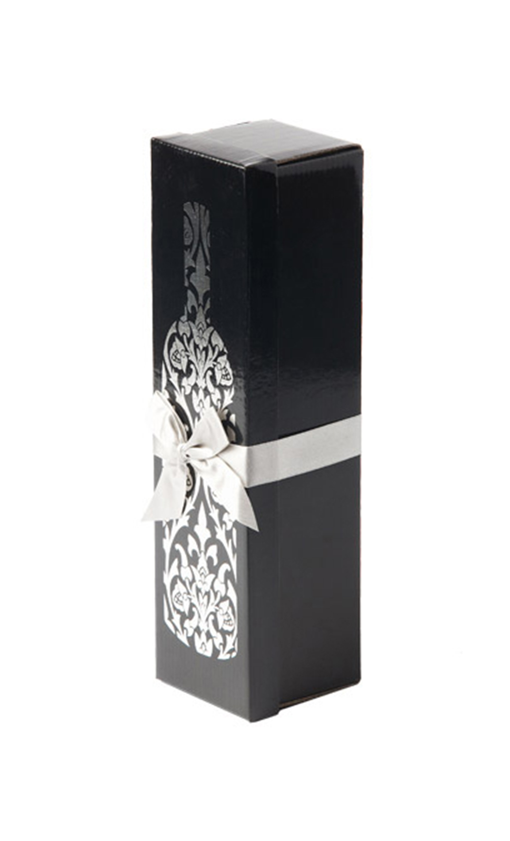 A Touch Of Silver Folding Gift Box