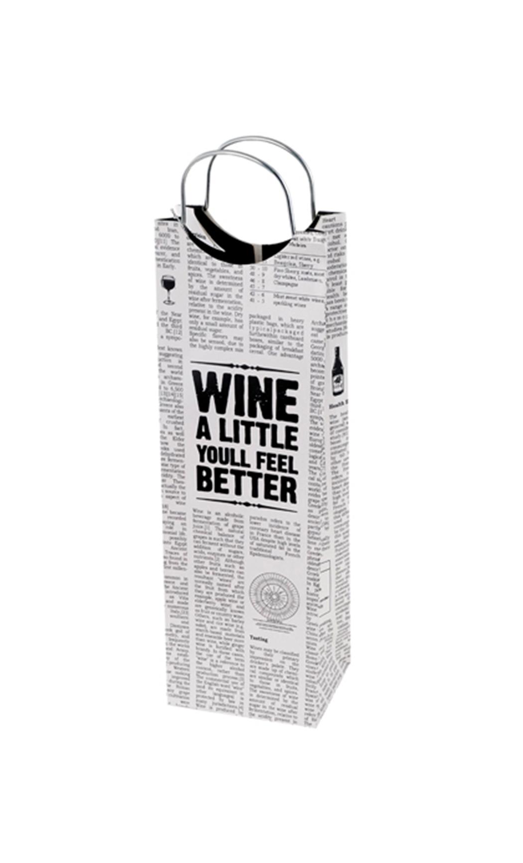 Word Press Gift Bag