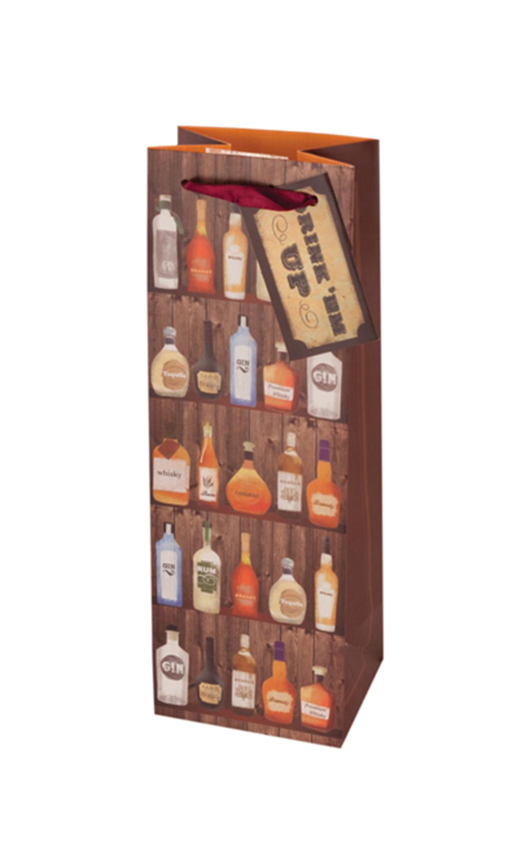 Saloon Sack Gift Bag