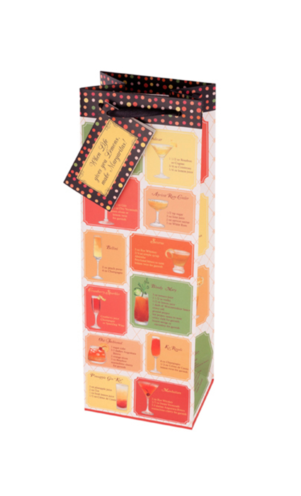 Cocktail Creations Gift Bag