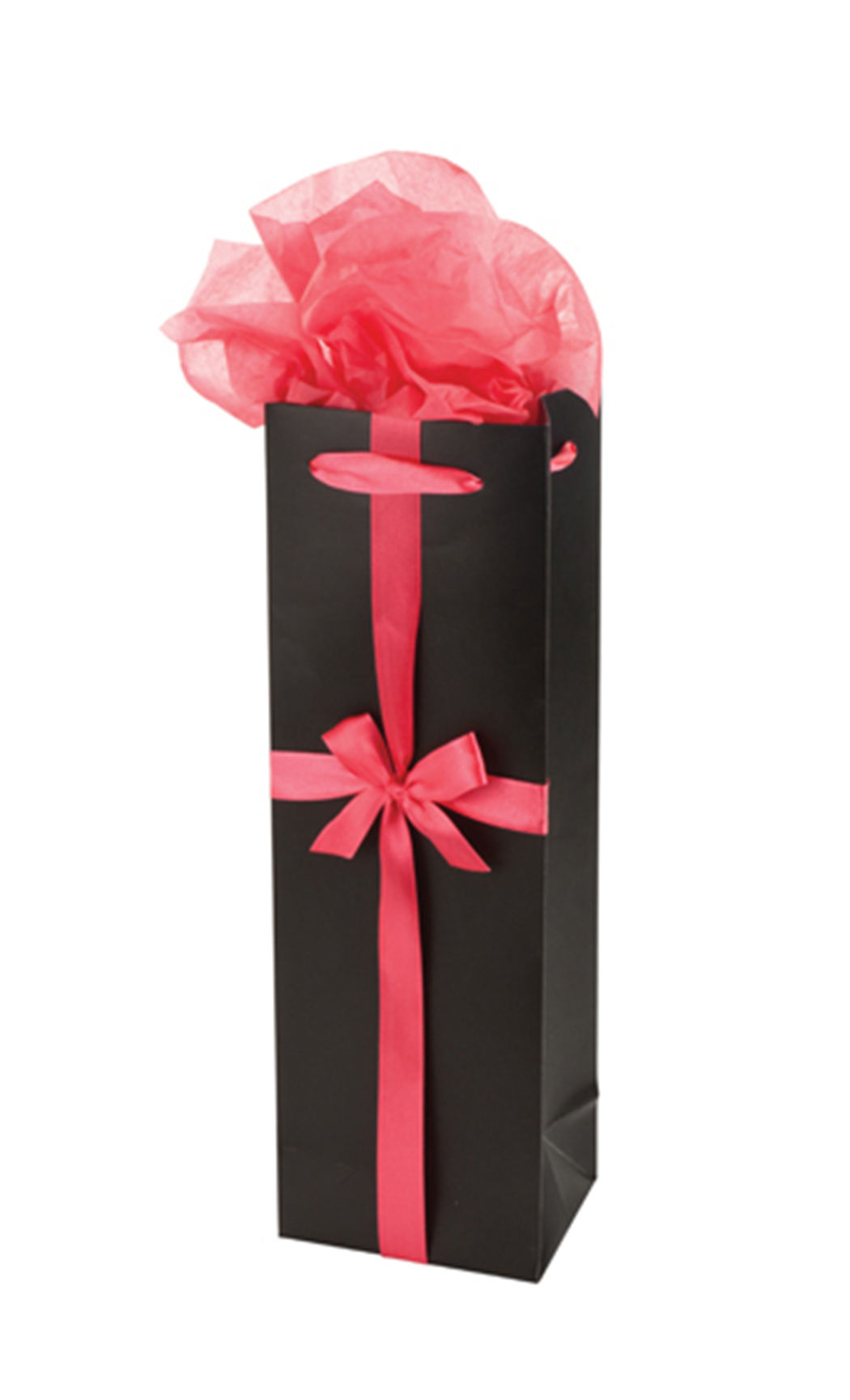Carmen Black Gift Bag
