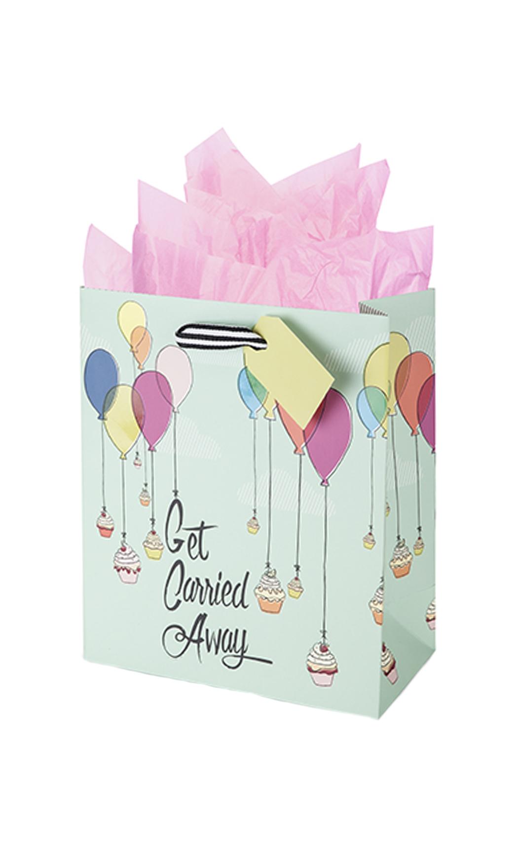 Carried Away Medium Gift Bag