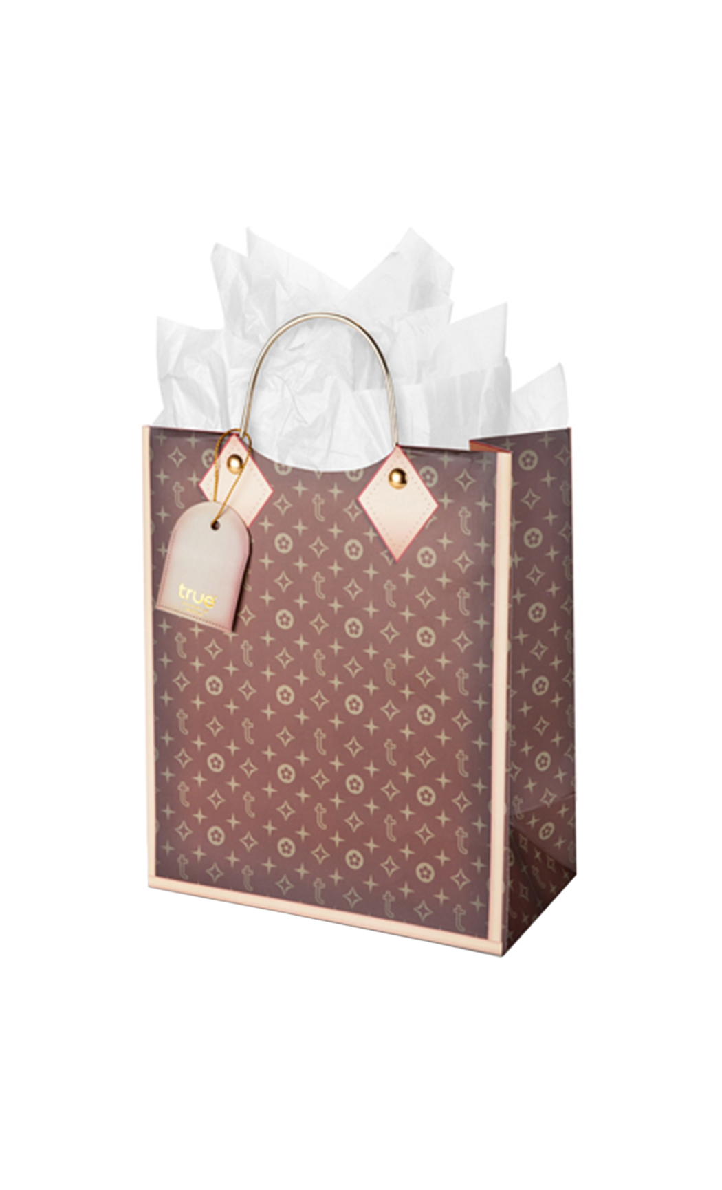 TRUE Logo Medium Gift Bag