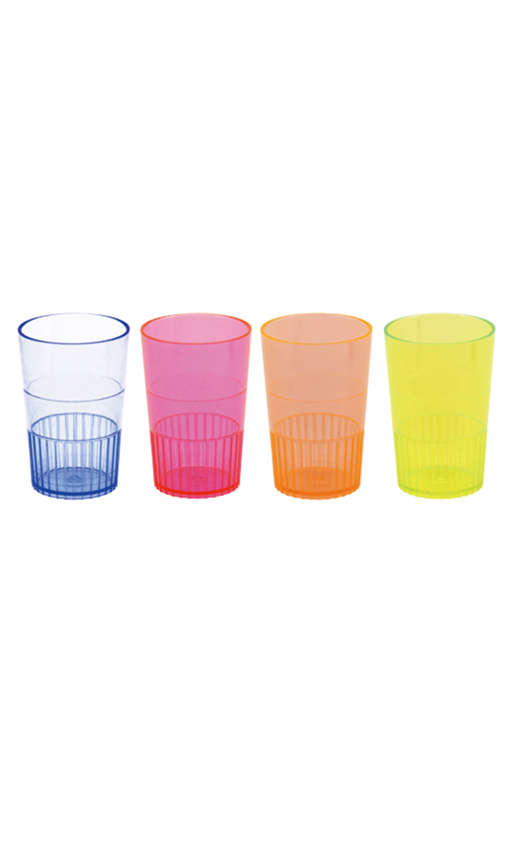 Party Shot Glasses (Set Of 8)