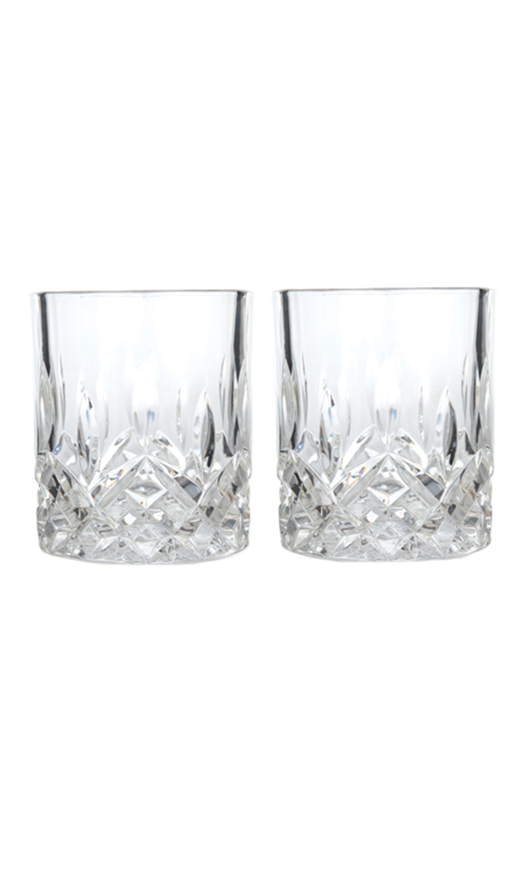 Admiral: Crystal Liquor Glasses