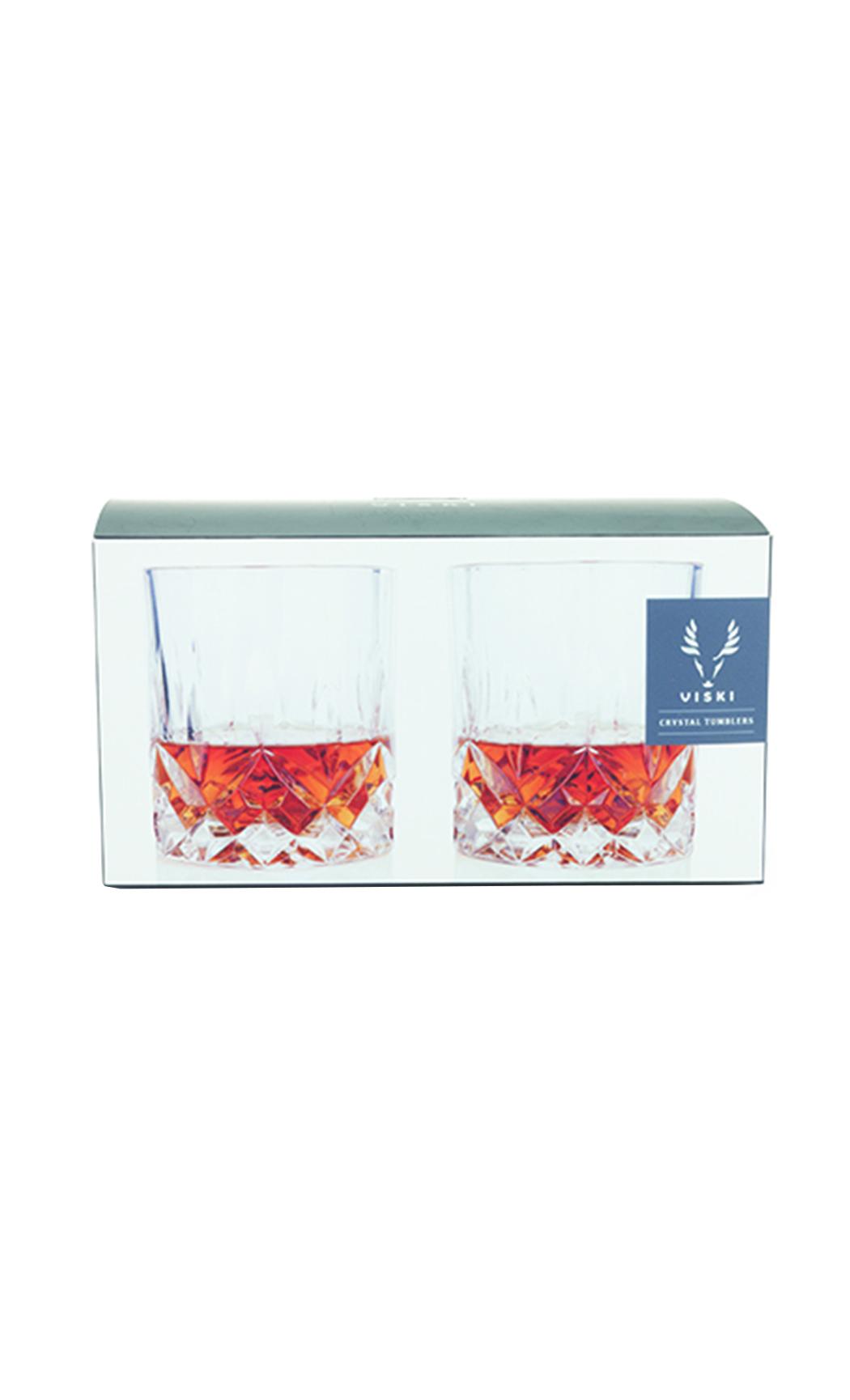 Admiral: Crystal Liquor Glasses