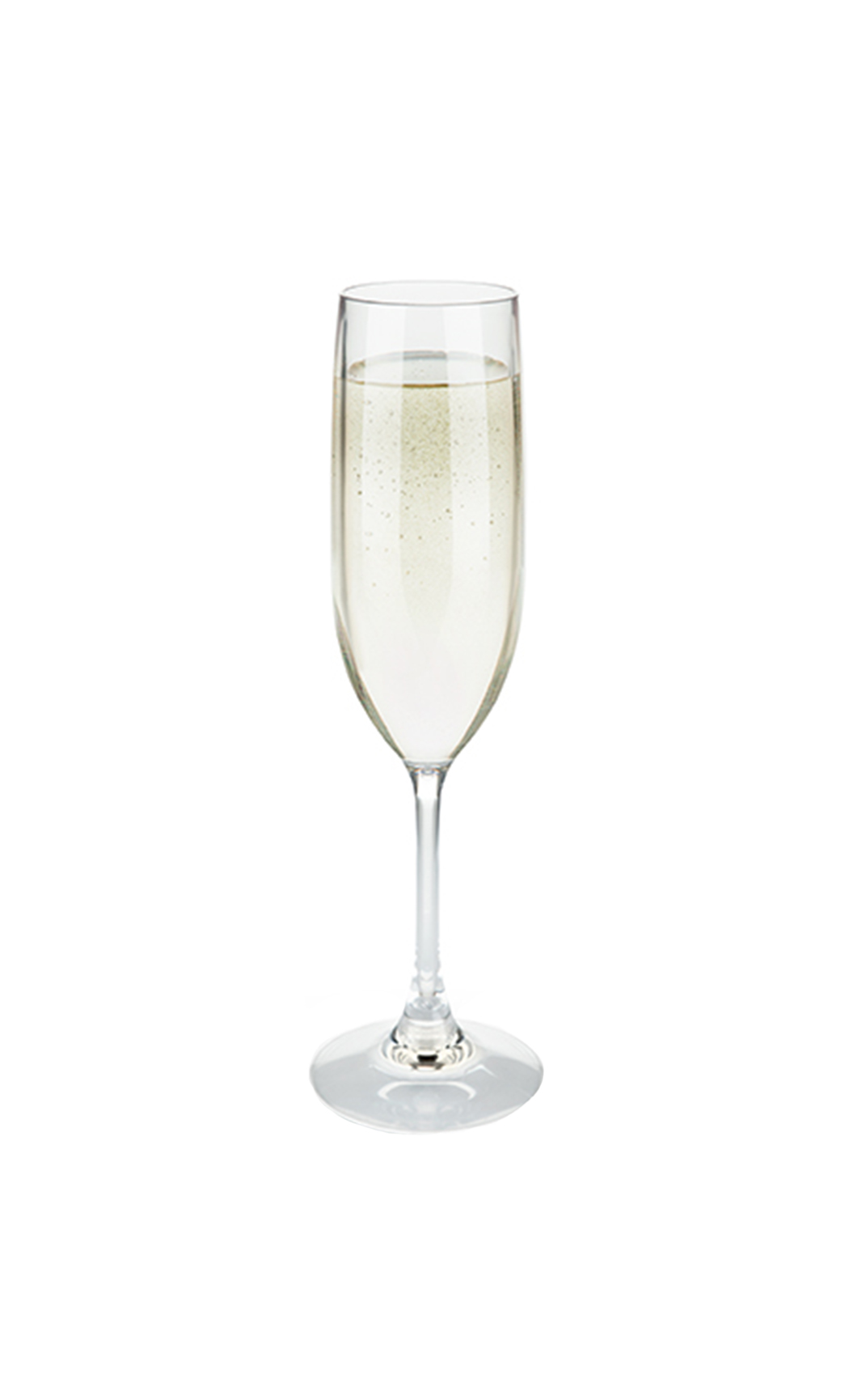 Polycarbonate Champagne Flute