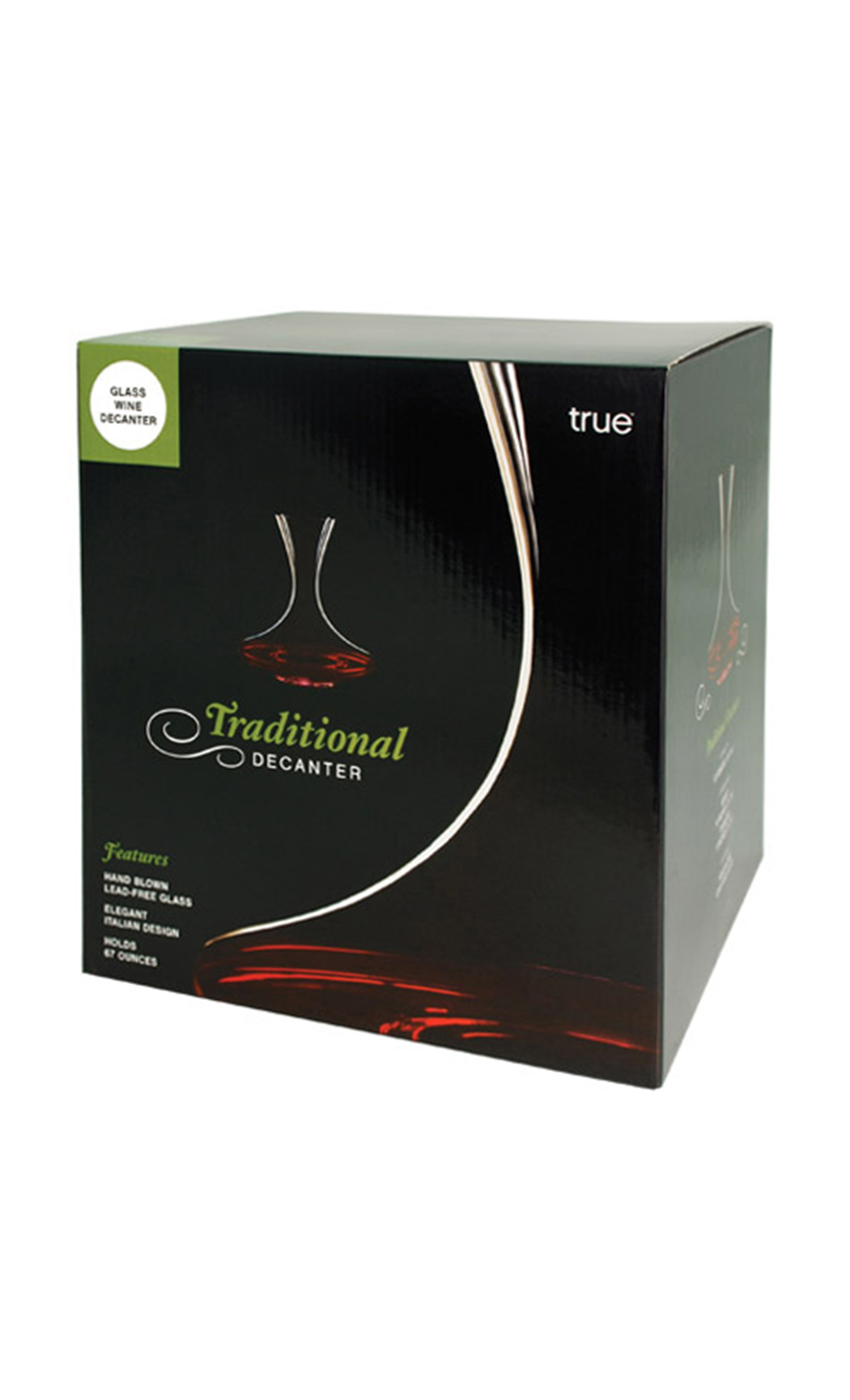 Traditional Decanter (2 Litre)