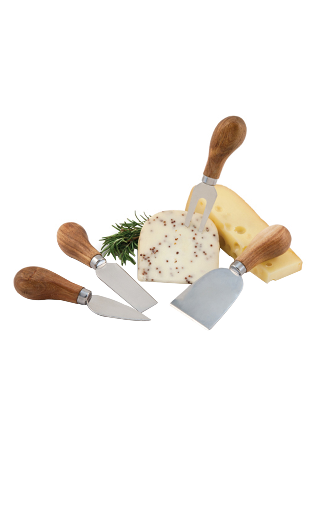 Olive Grove Gourmet Cheese Knives
