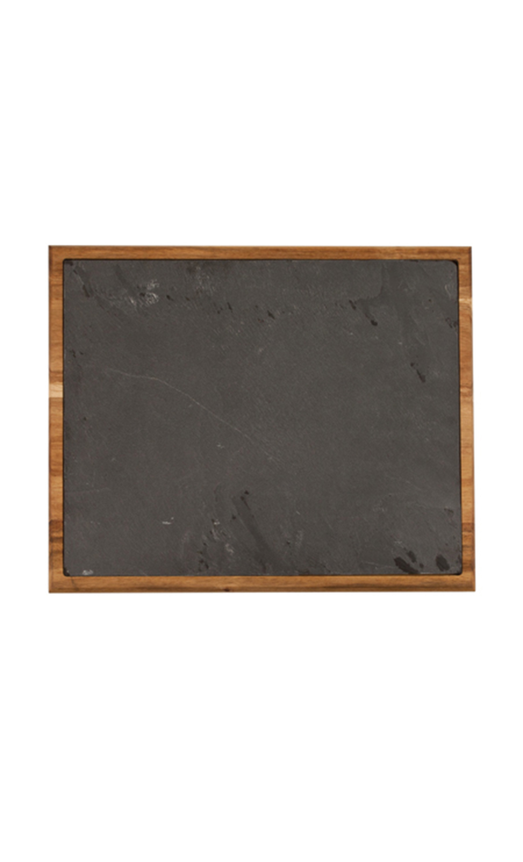 Country Home Large Wood Bound Slate Board