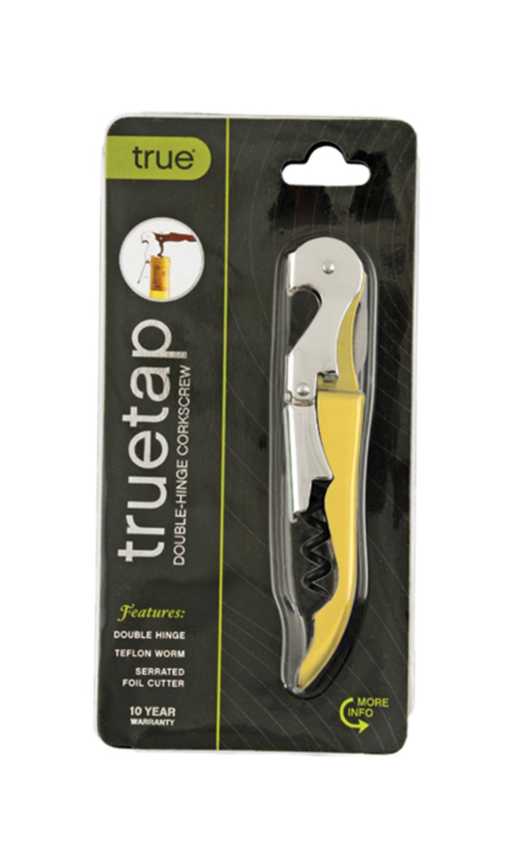 Metallic Gold TRUEtap Corkscrew