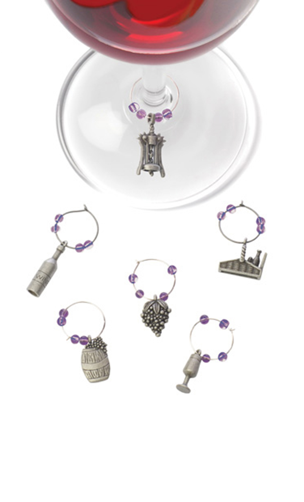 Charming Winery (Stem Charms)