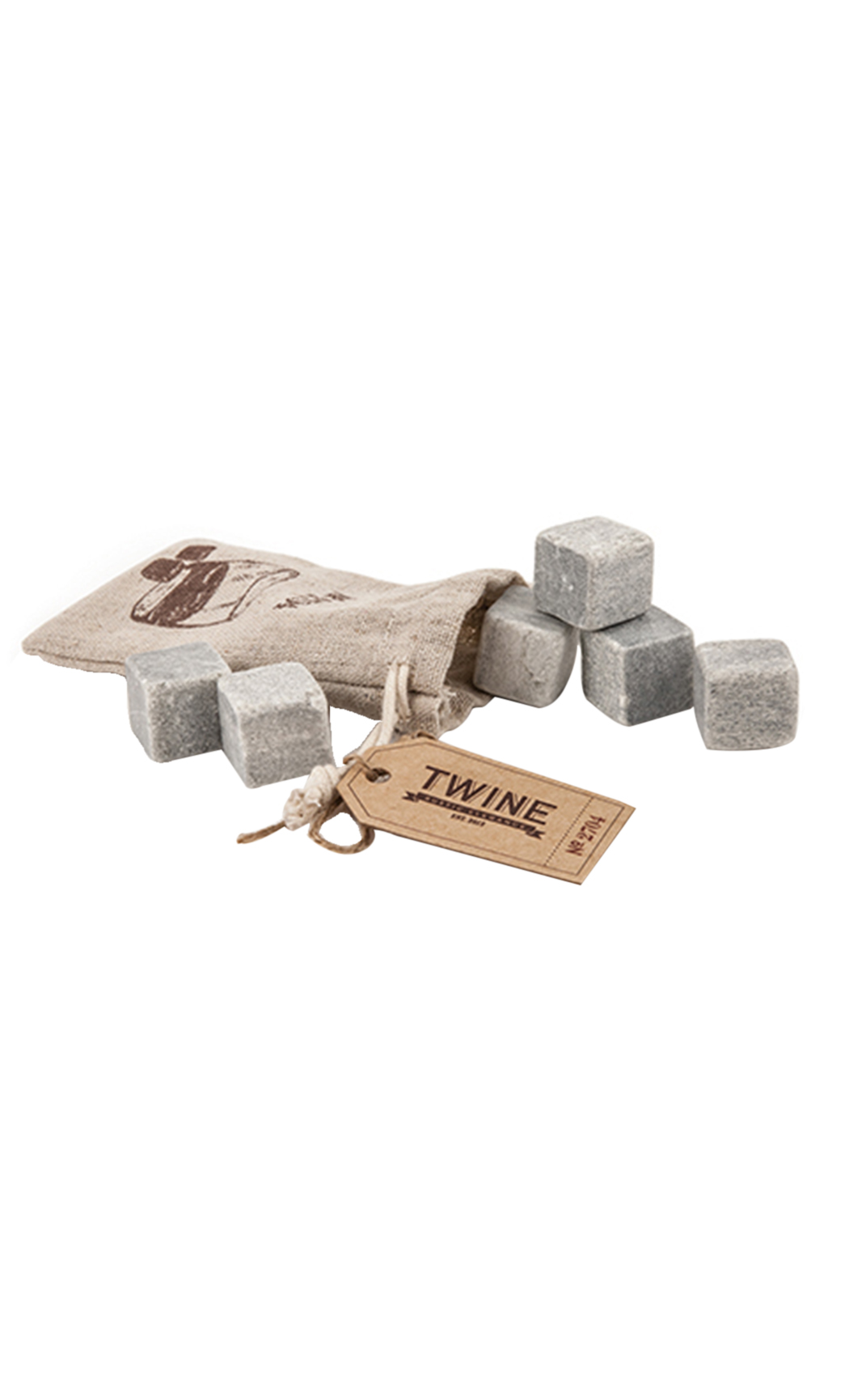Glacier Rocks (6-Pieces In A Pouch)