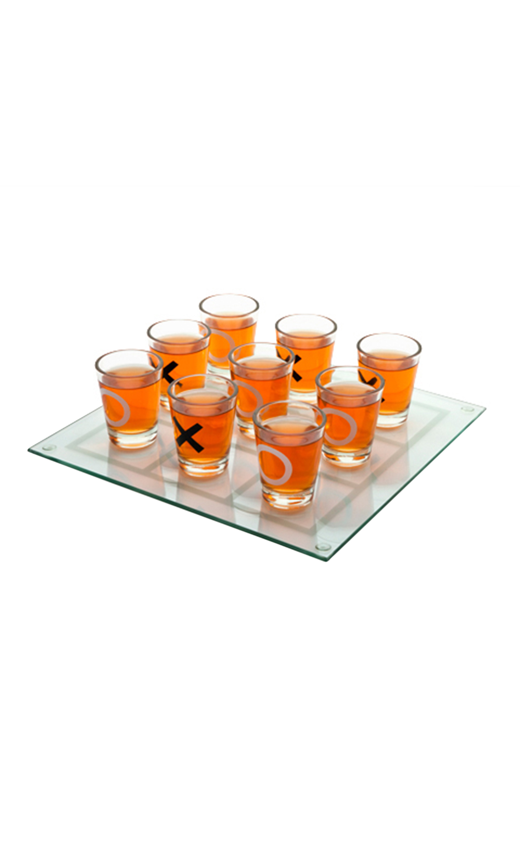 Tic Tac Shot Game