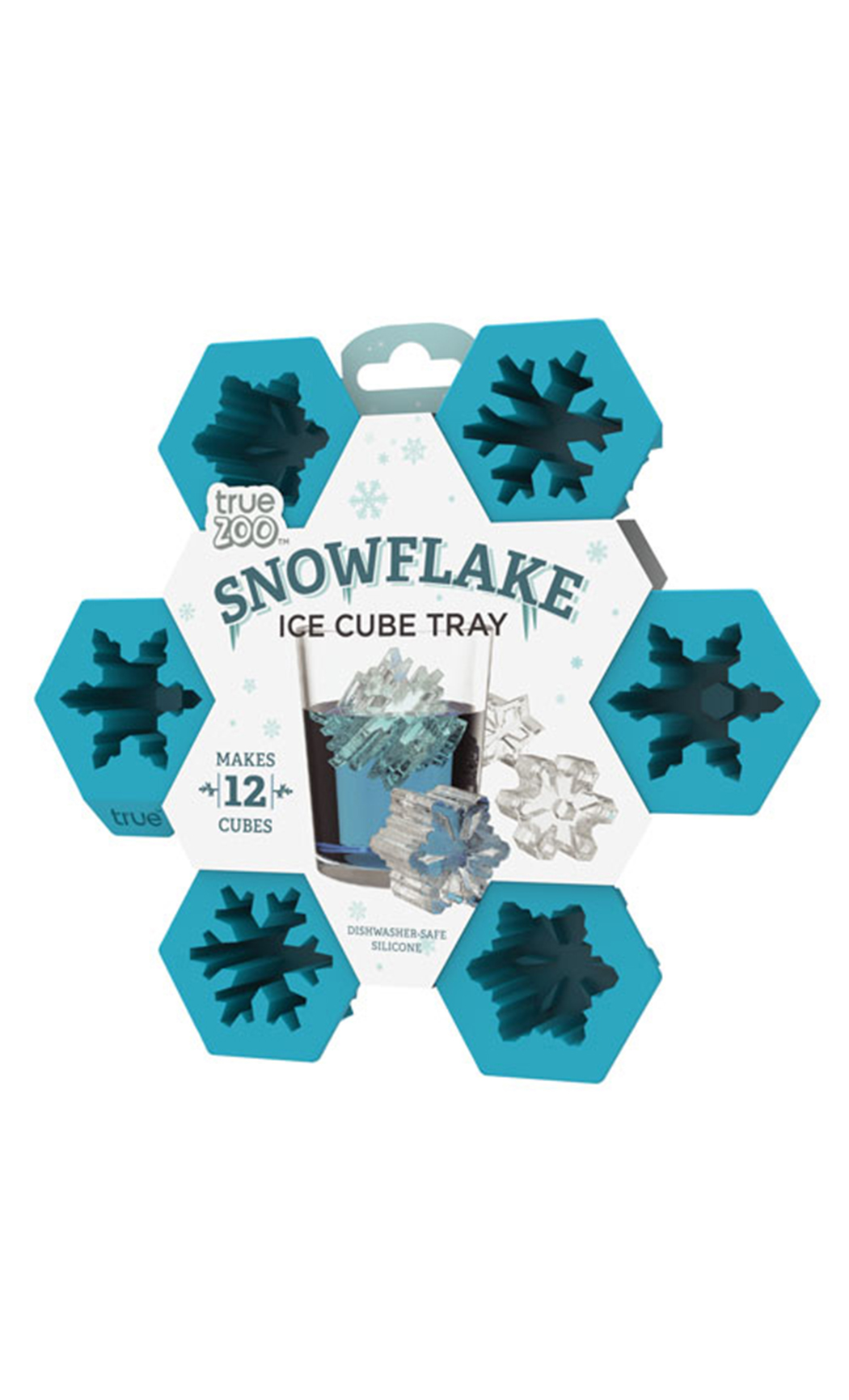 Snowflake Ice Cube Tray