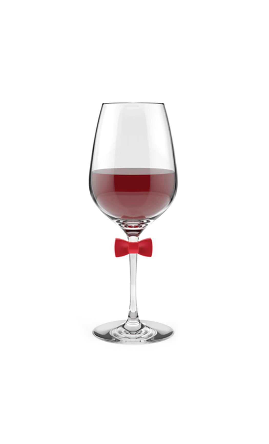 Bow Tie Wine Glass Markers