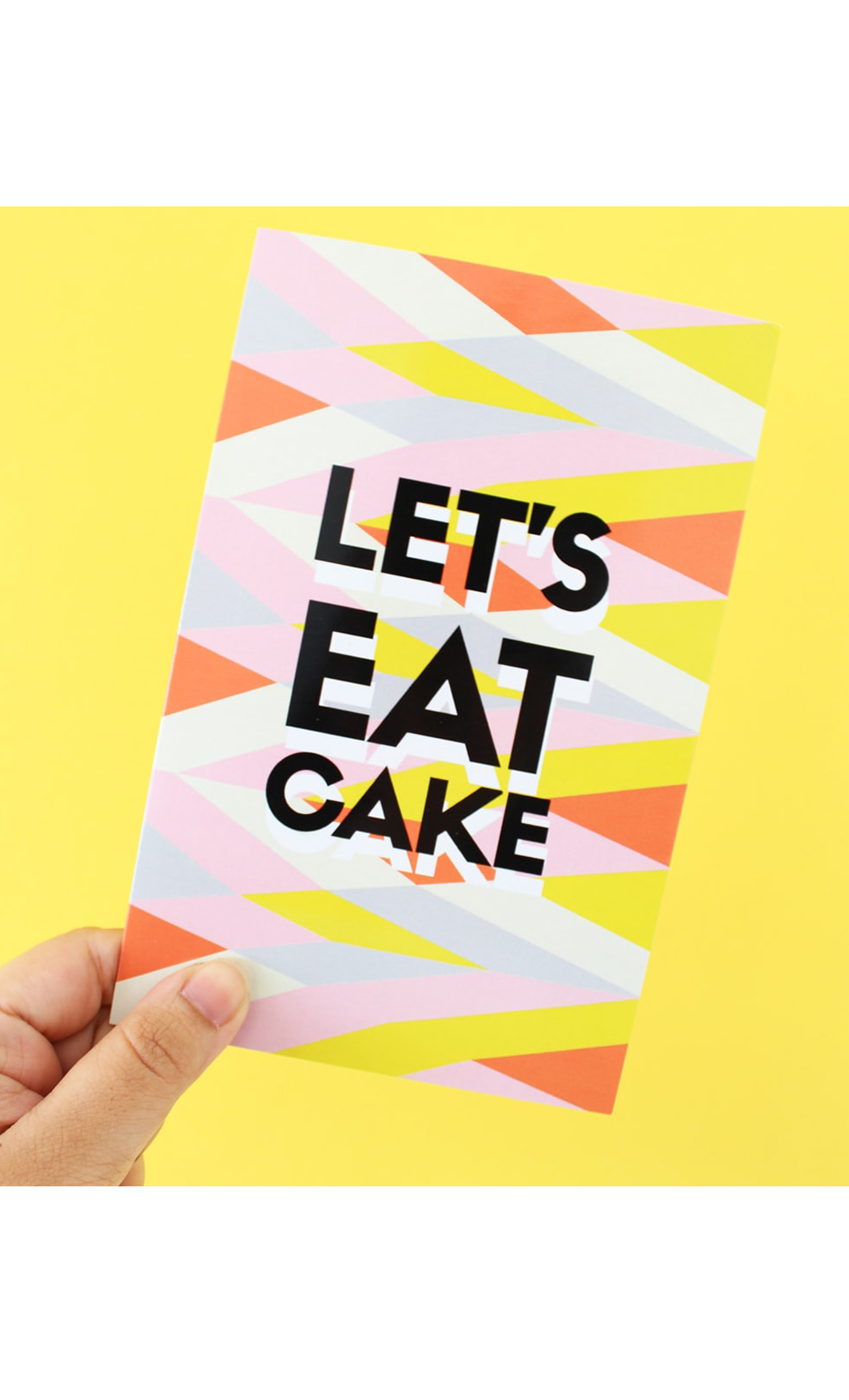Cake Multipurpose Greeting Card