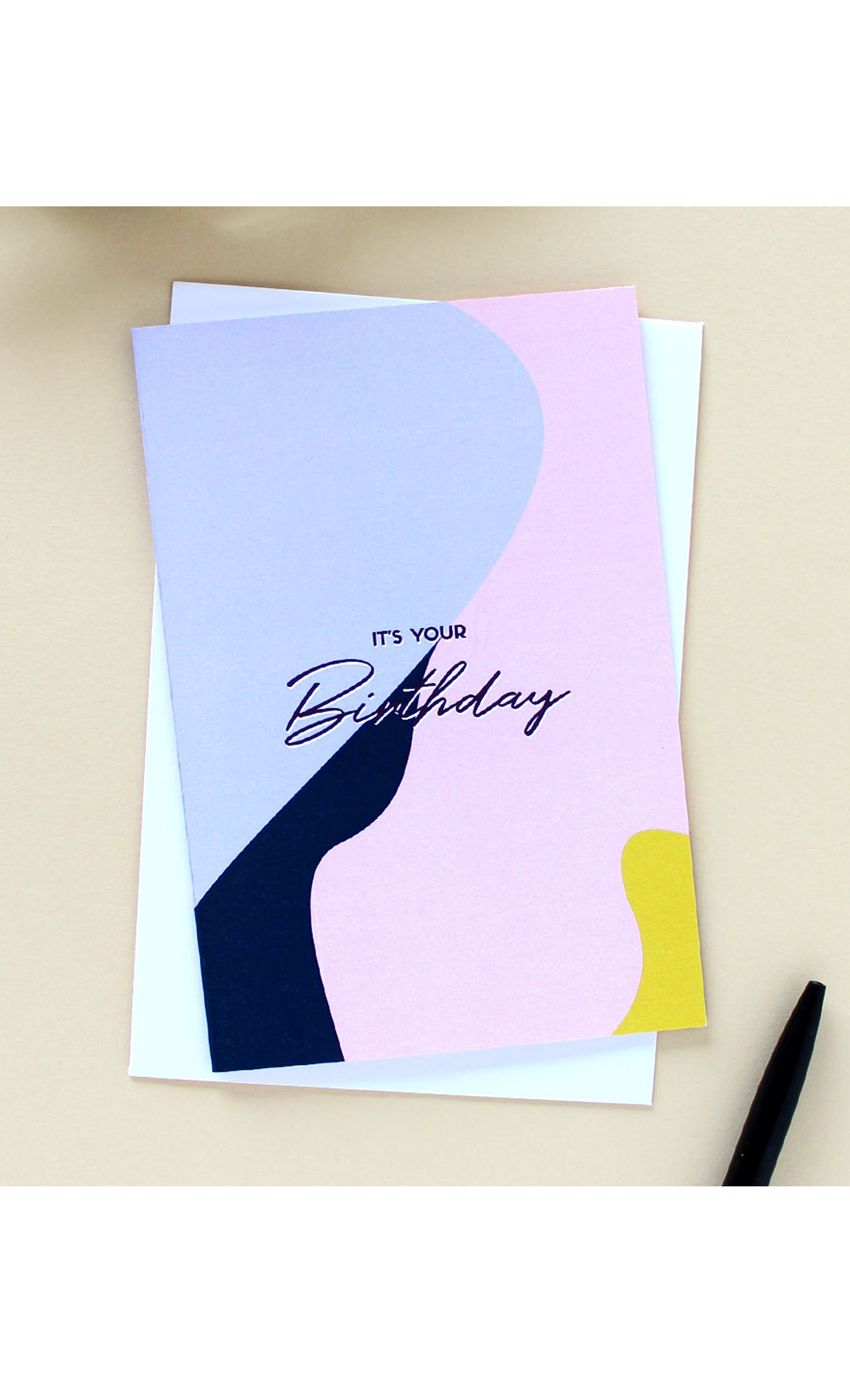 Birthday Calm Greeting Card