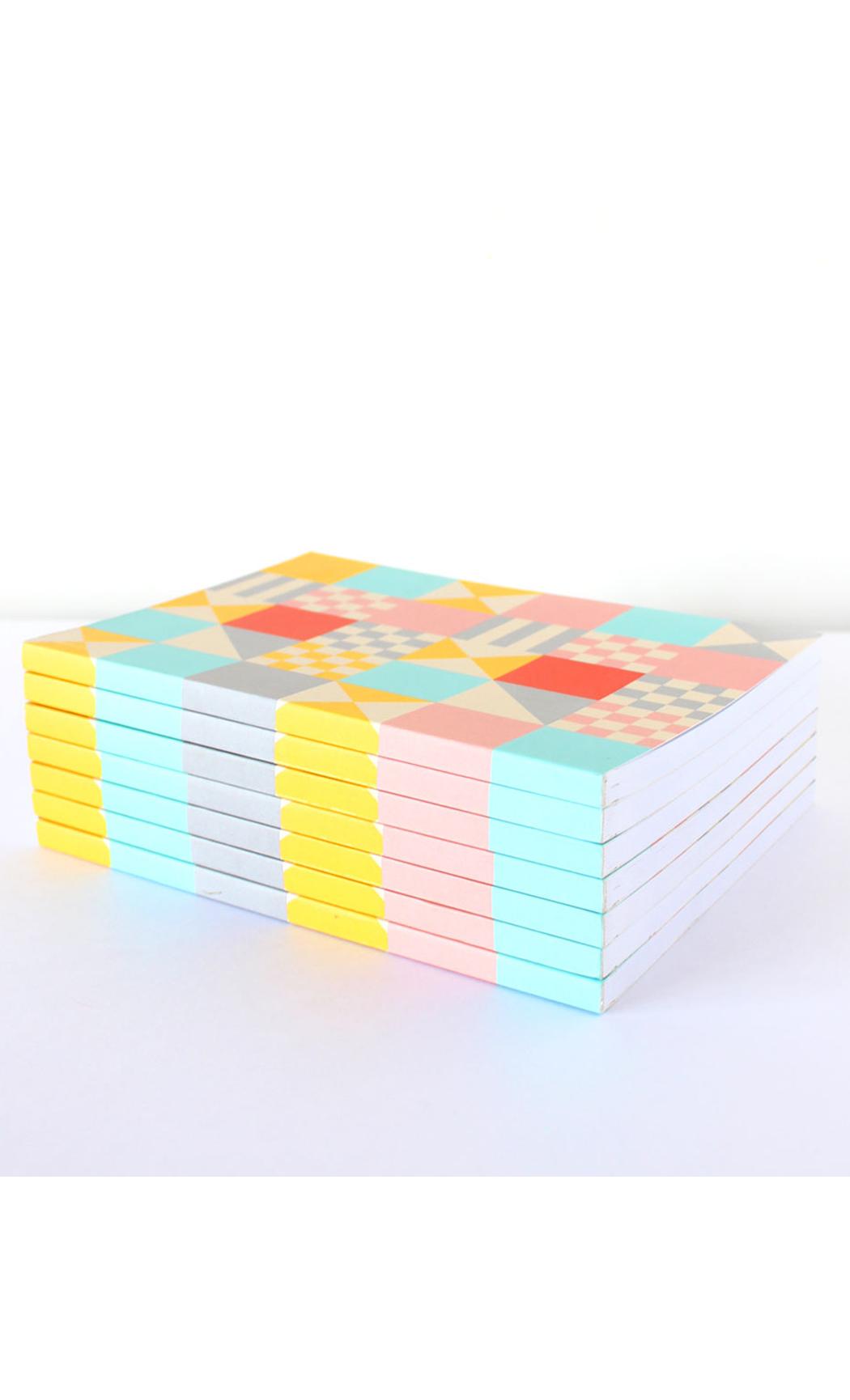 Pastel Vibrance Notebook