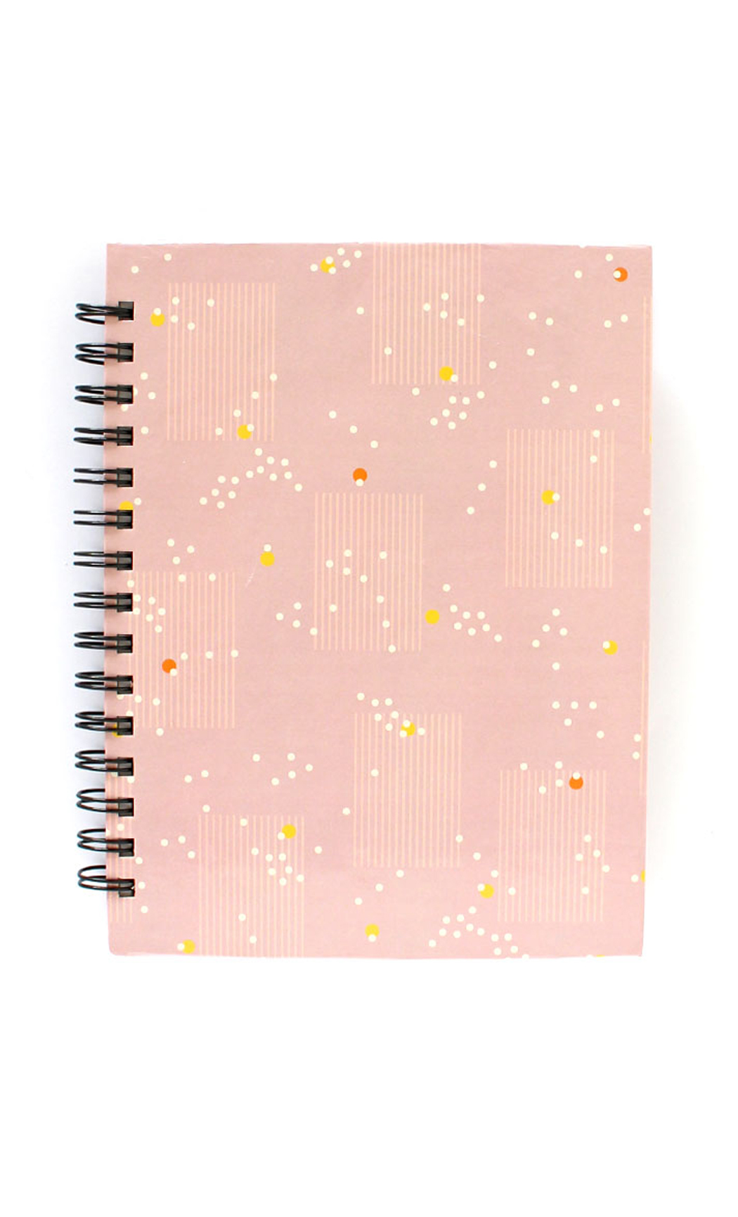 Creative Middle Undated Daily Planner