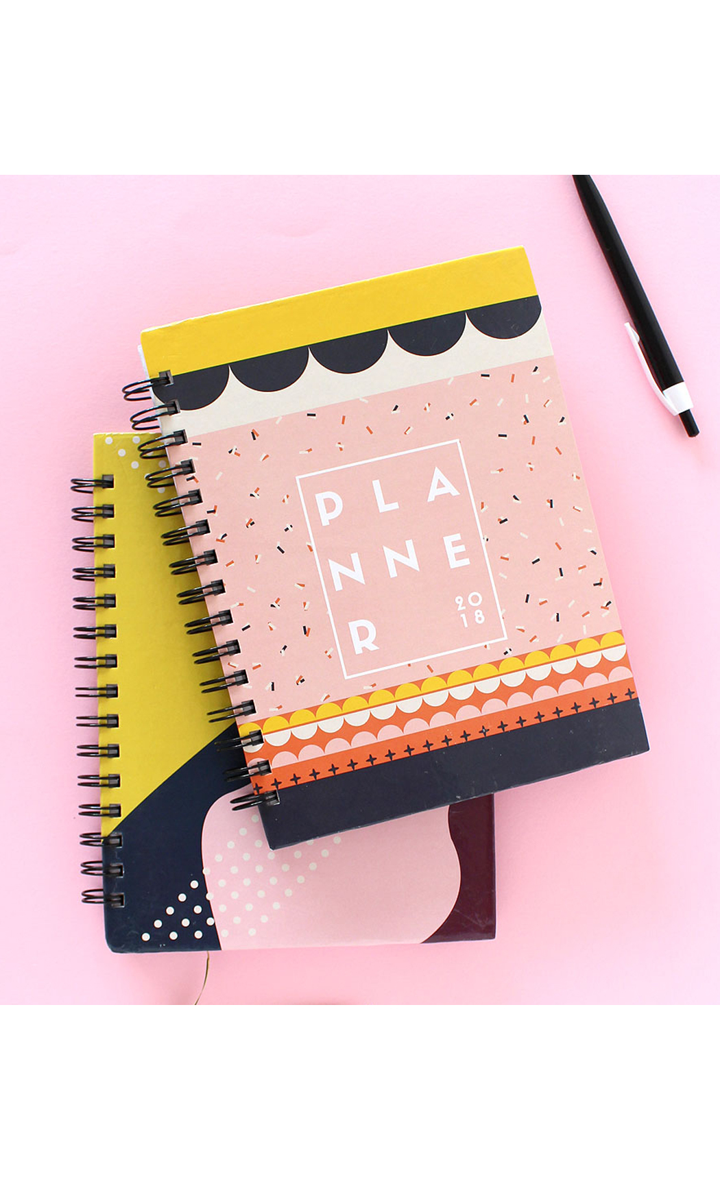 Creative Middle Undated Weekly Planner