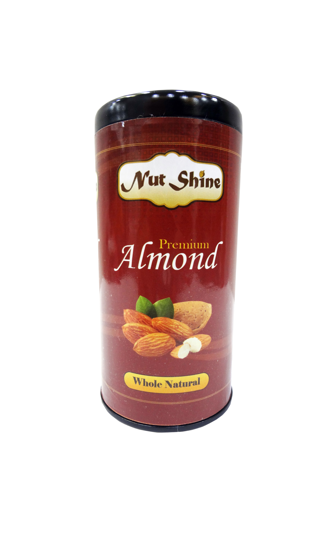 Whole Natural Almonds 180gms - Buy Online