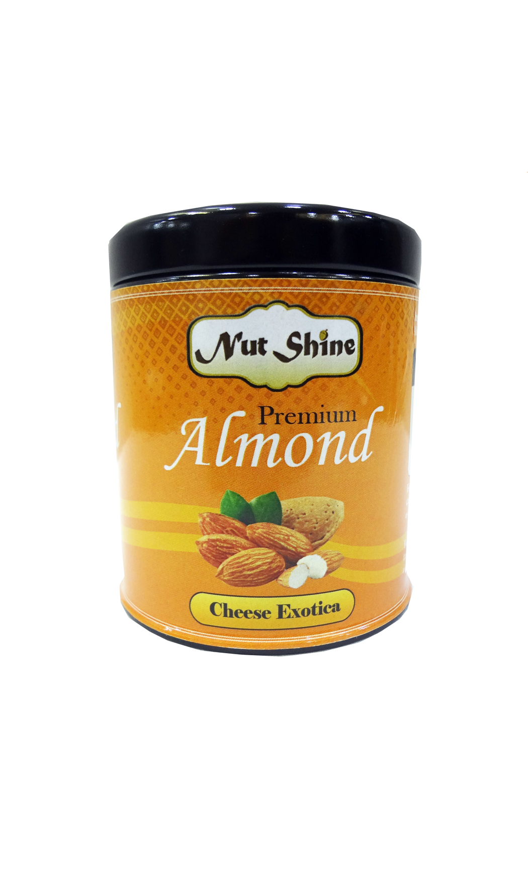 Cheese Exotica Almonds 90gms - Buy Online