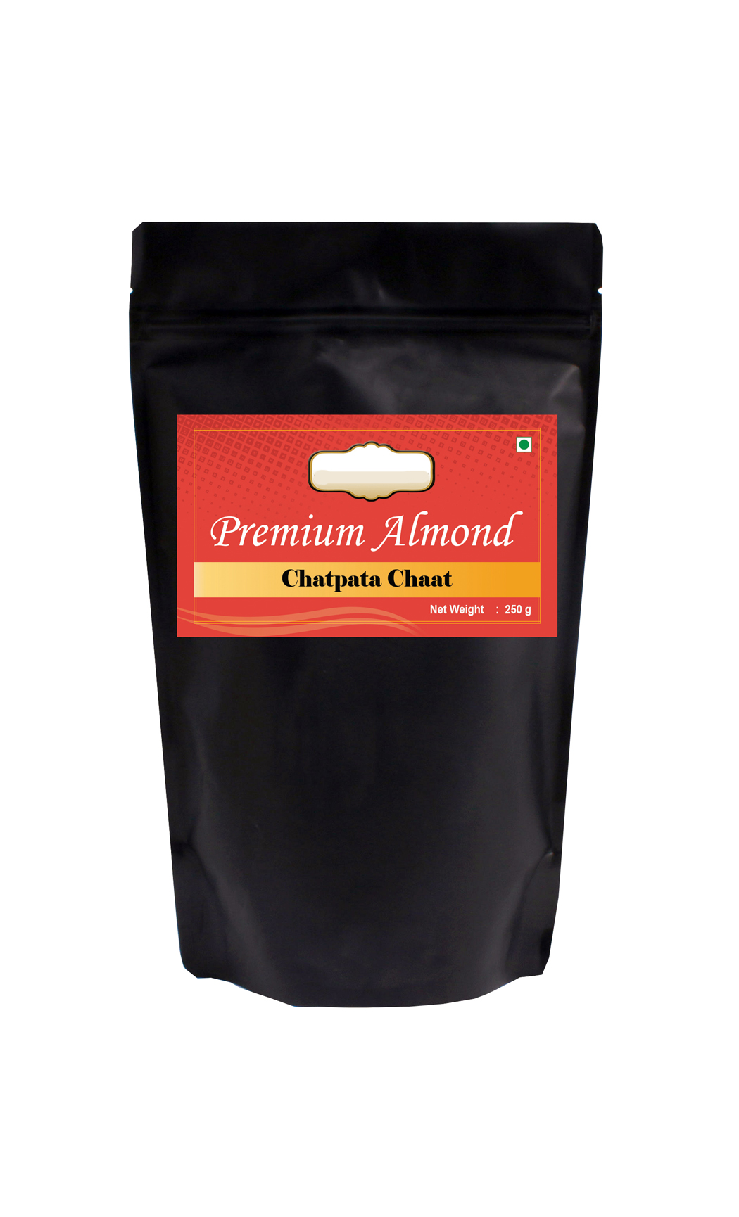 Chatpata Chaat Almonds 250gms - Buy Online