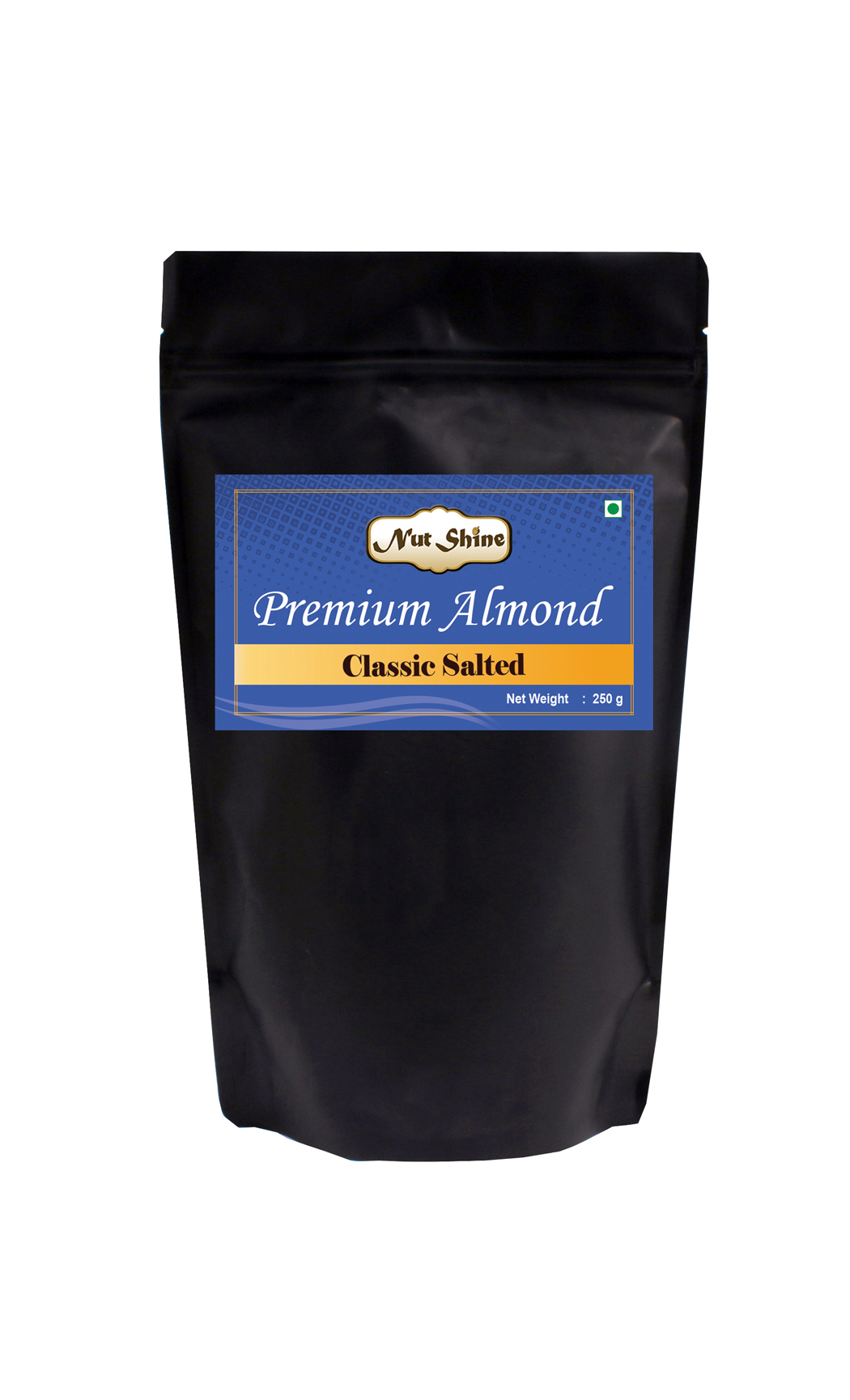 Classic Salted Almonds 250gms - Buy Online