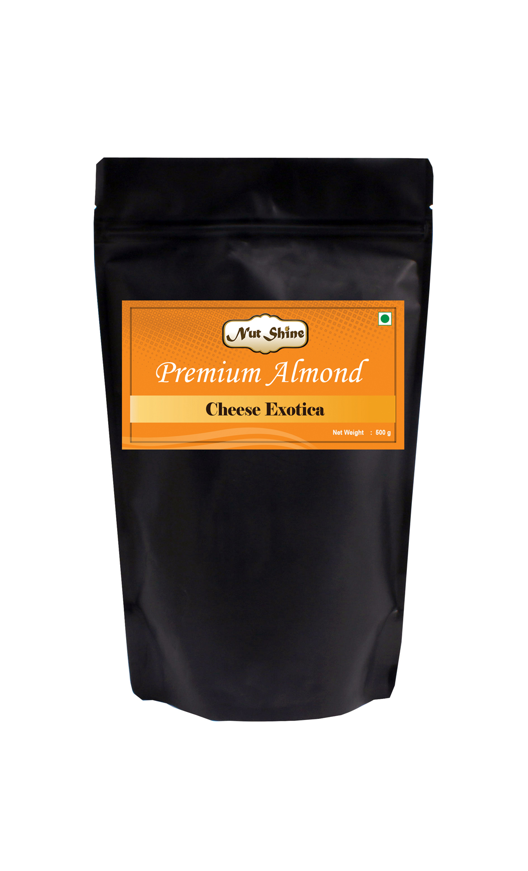 Cheese Exotica Almonds 500gms - Buy Online