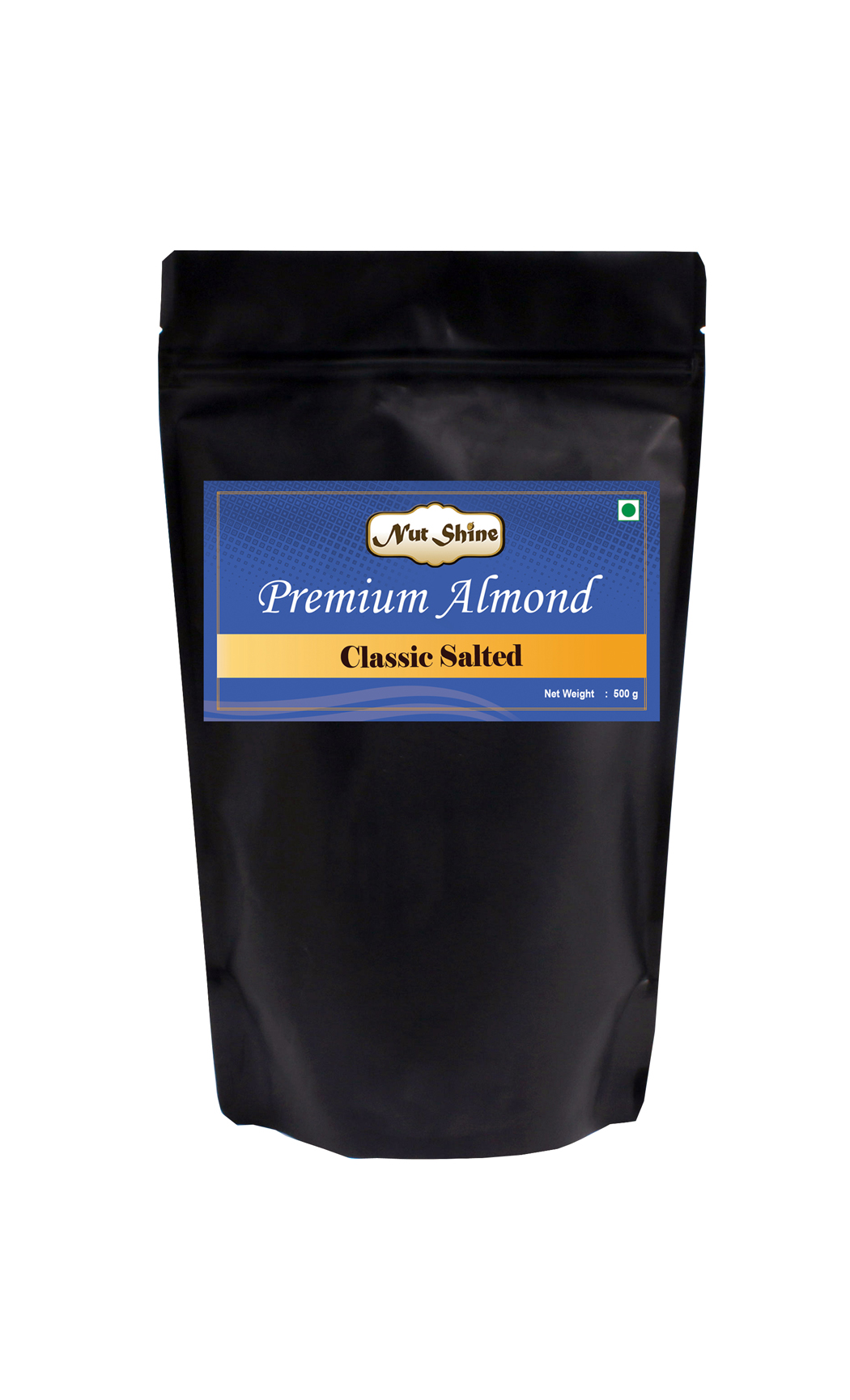 Classic Salted Almonds 500gms - Buy Online
