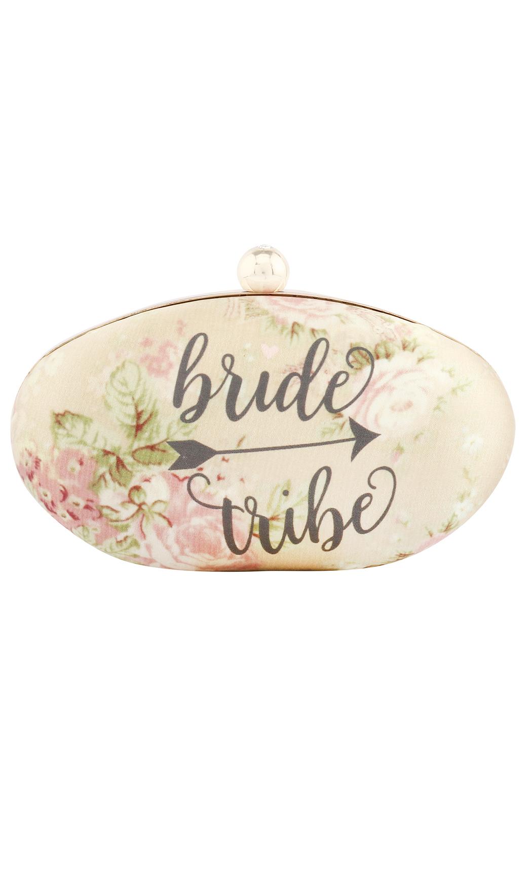 Bride Tribe Clutch