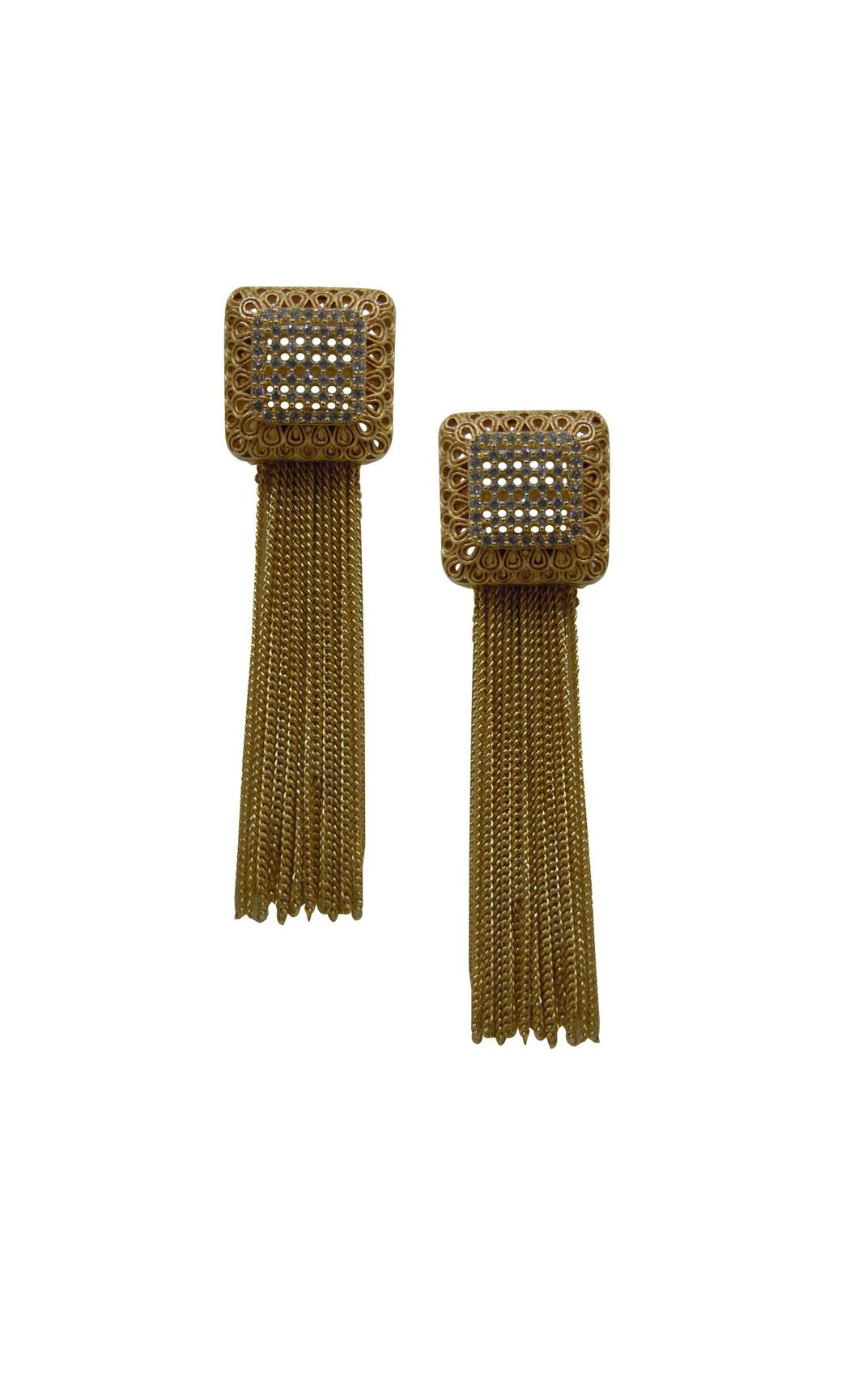 Celeste Tassel Earrings- Shop Online