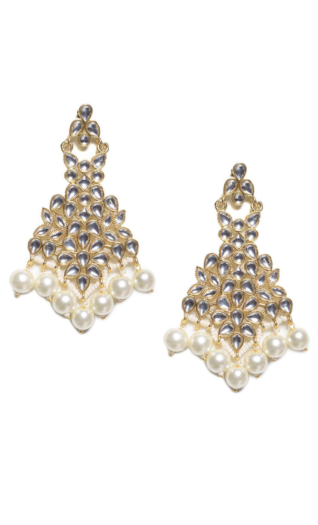 Nacre Regalia Earrings - Shop Online