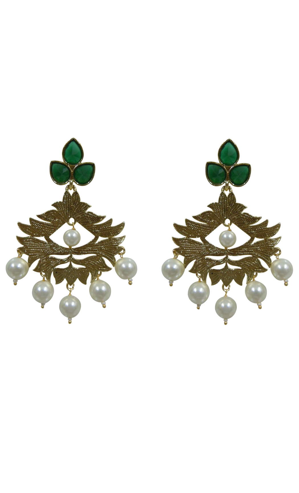 Floret Pearl Earrings- Shop Online