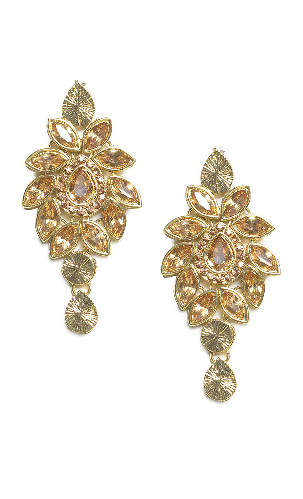 Amber Luxe Earrings - Shop Online