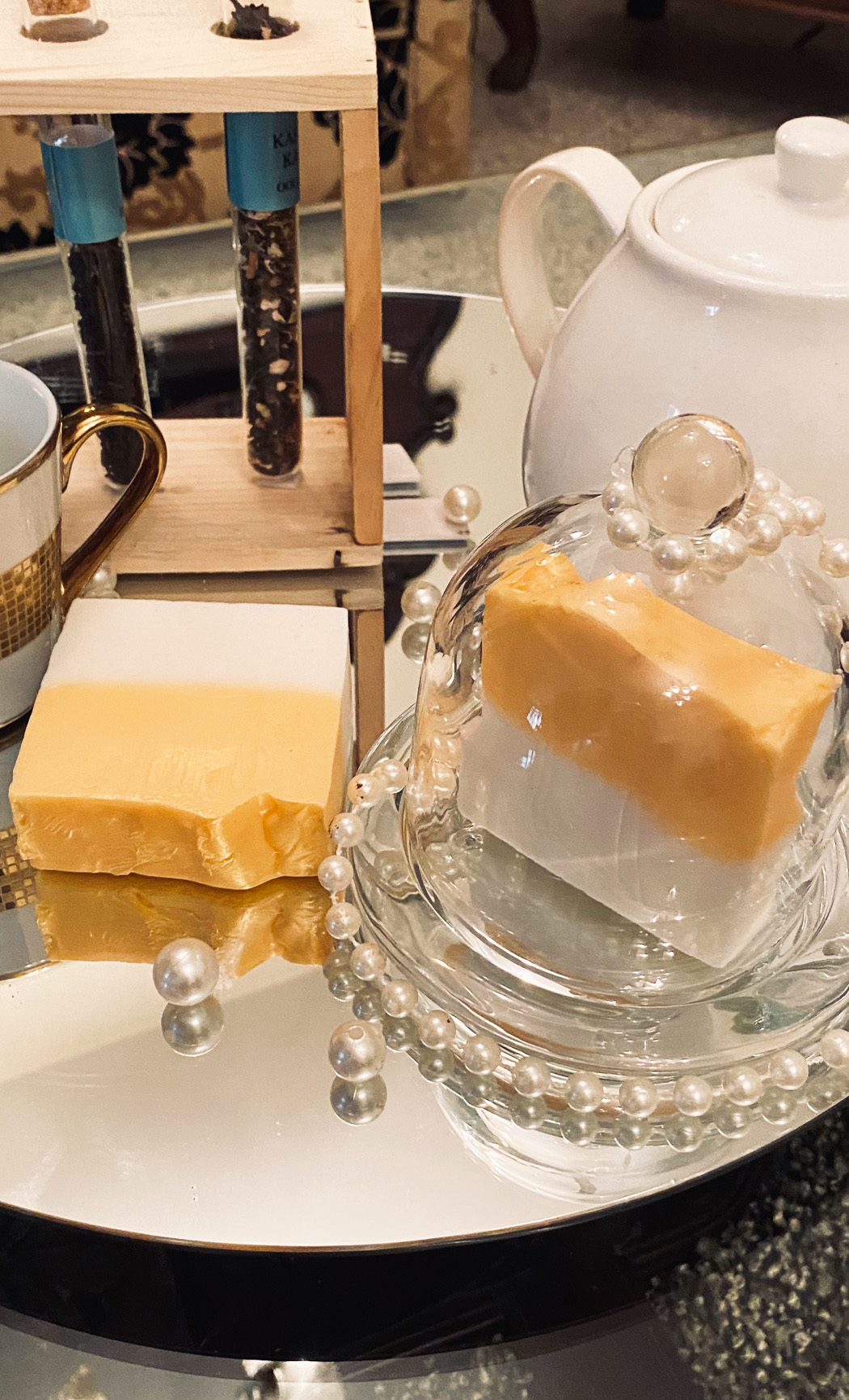 Gossip Girl Jasmine Soap Bar. Buy Online