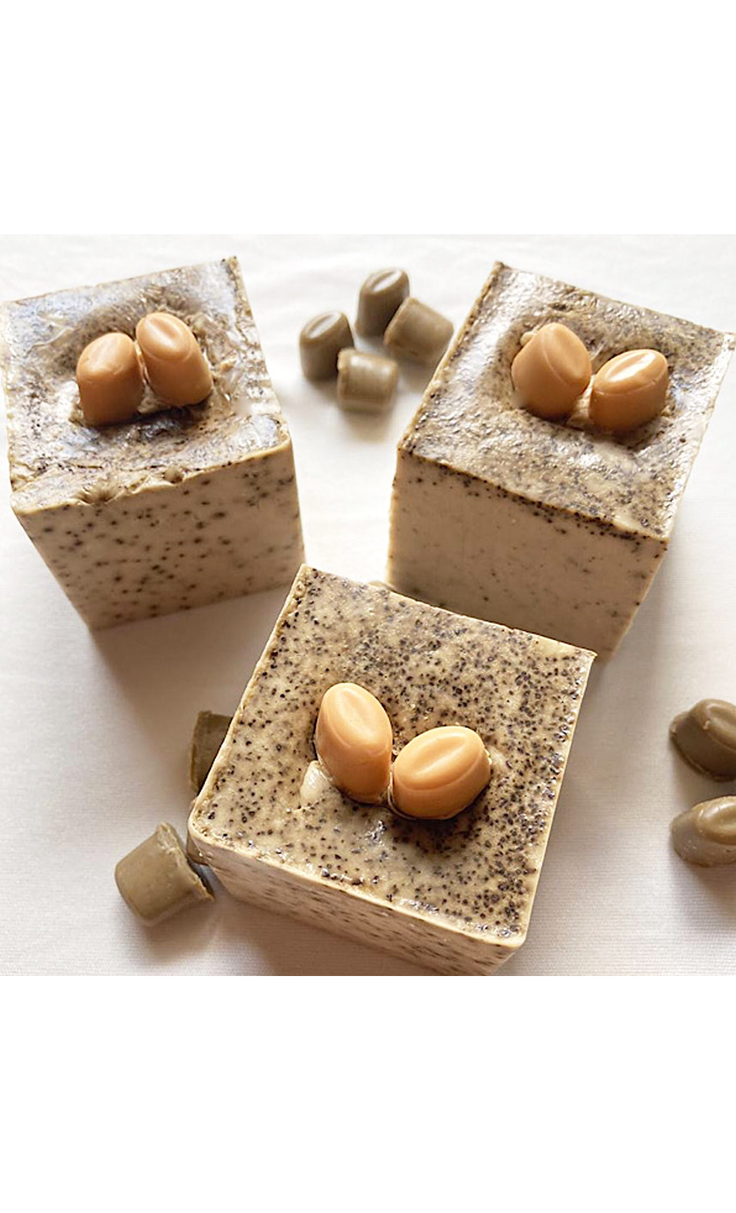 Coffee Scrub Handmade Soap. Buy Online