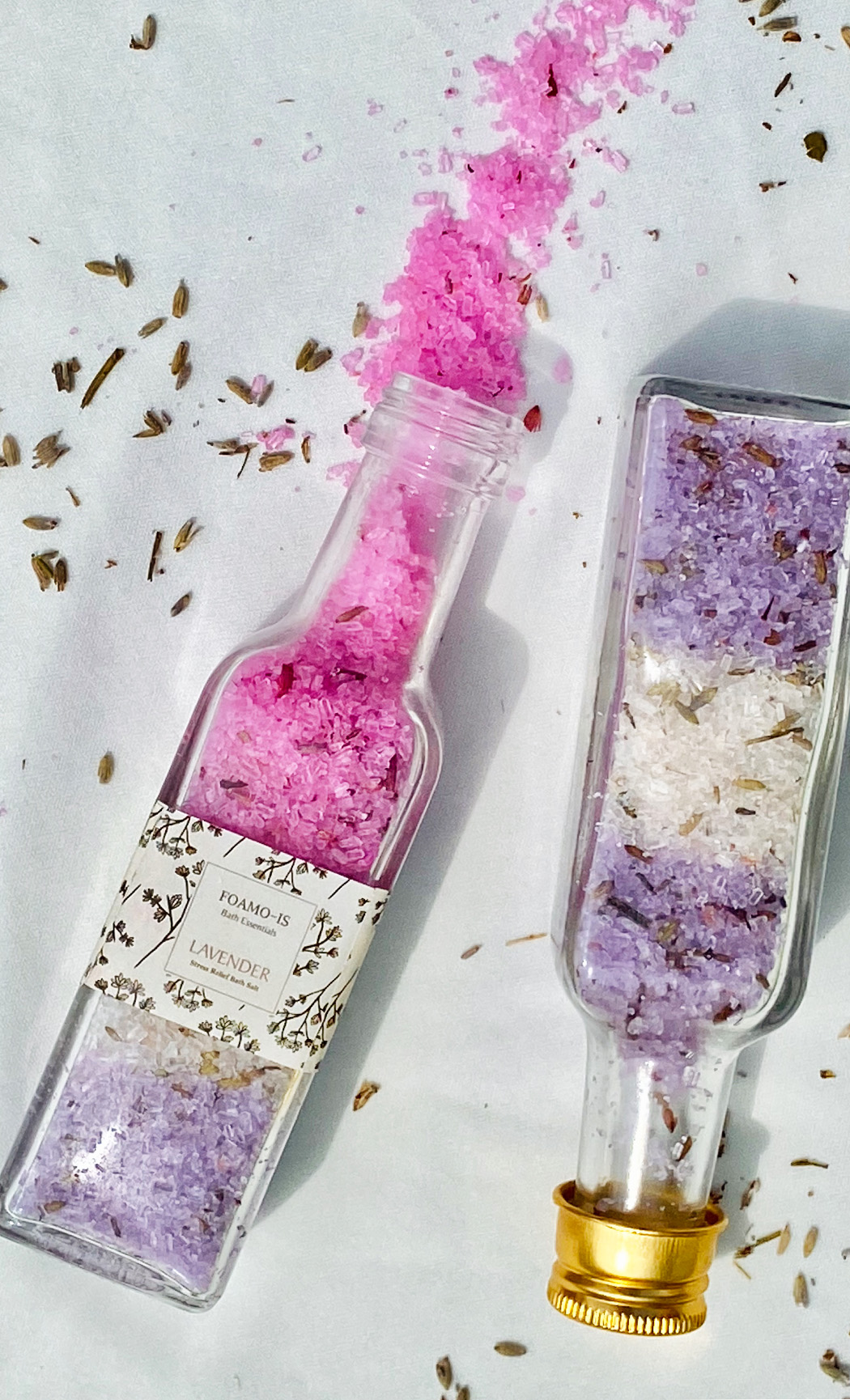 Relaxing/Stress Relief Bath Salt. Buy Online