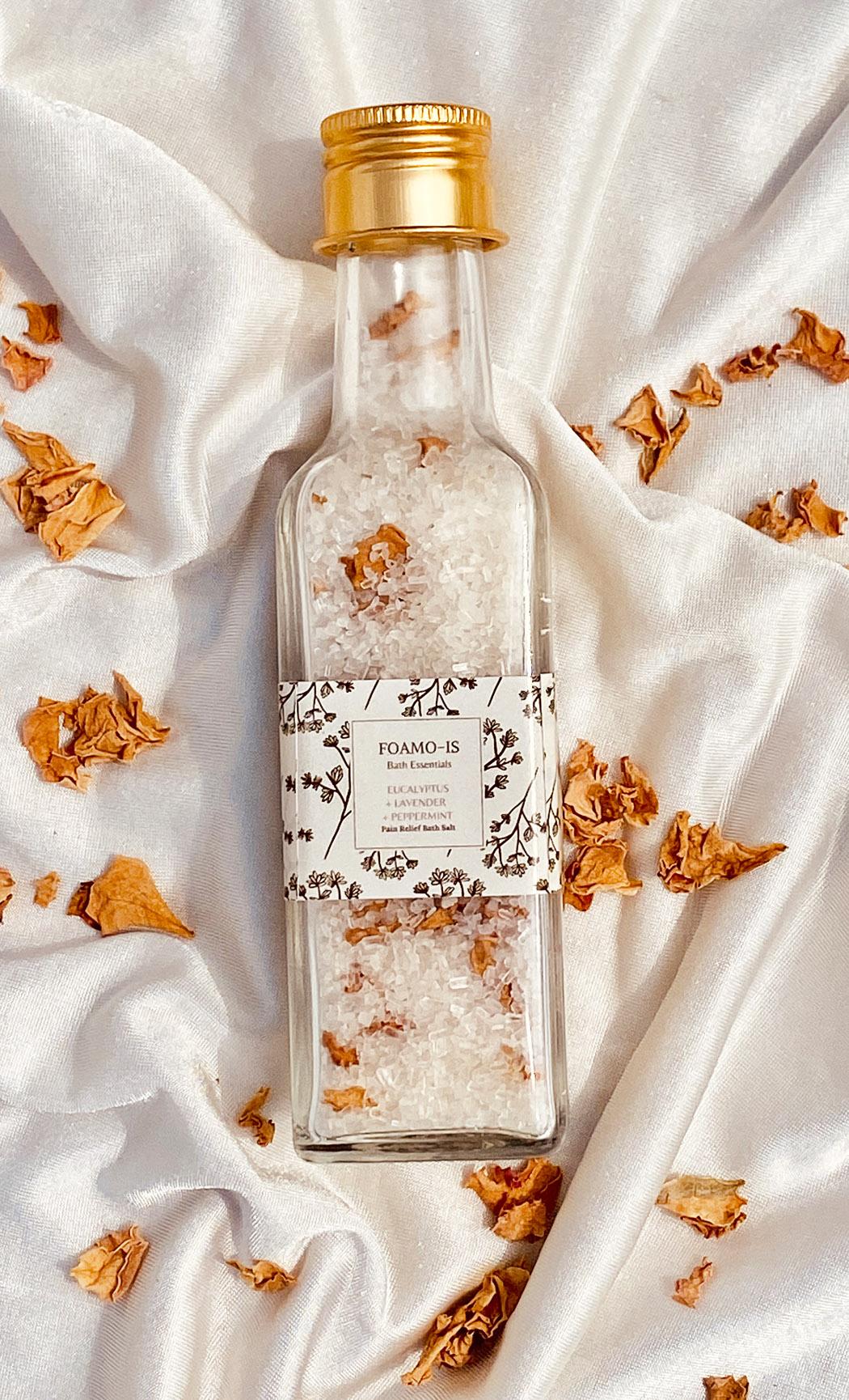 Pain Relief Bath Salt. Buy Online