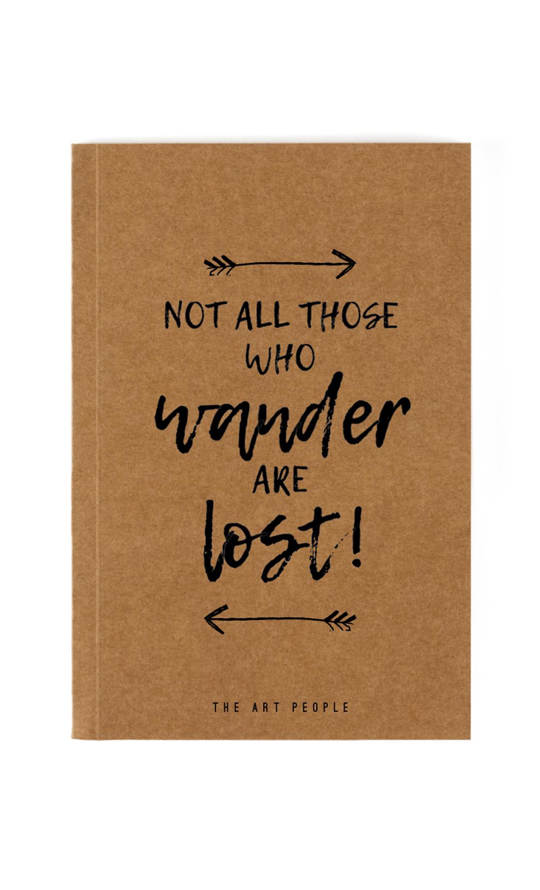 Brown Lost Notebook. Buy Online.