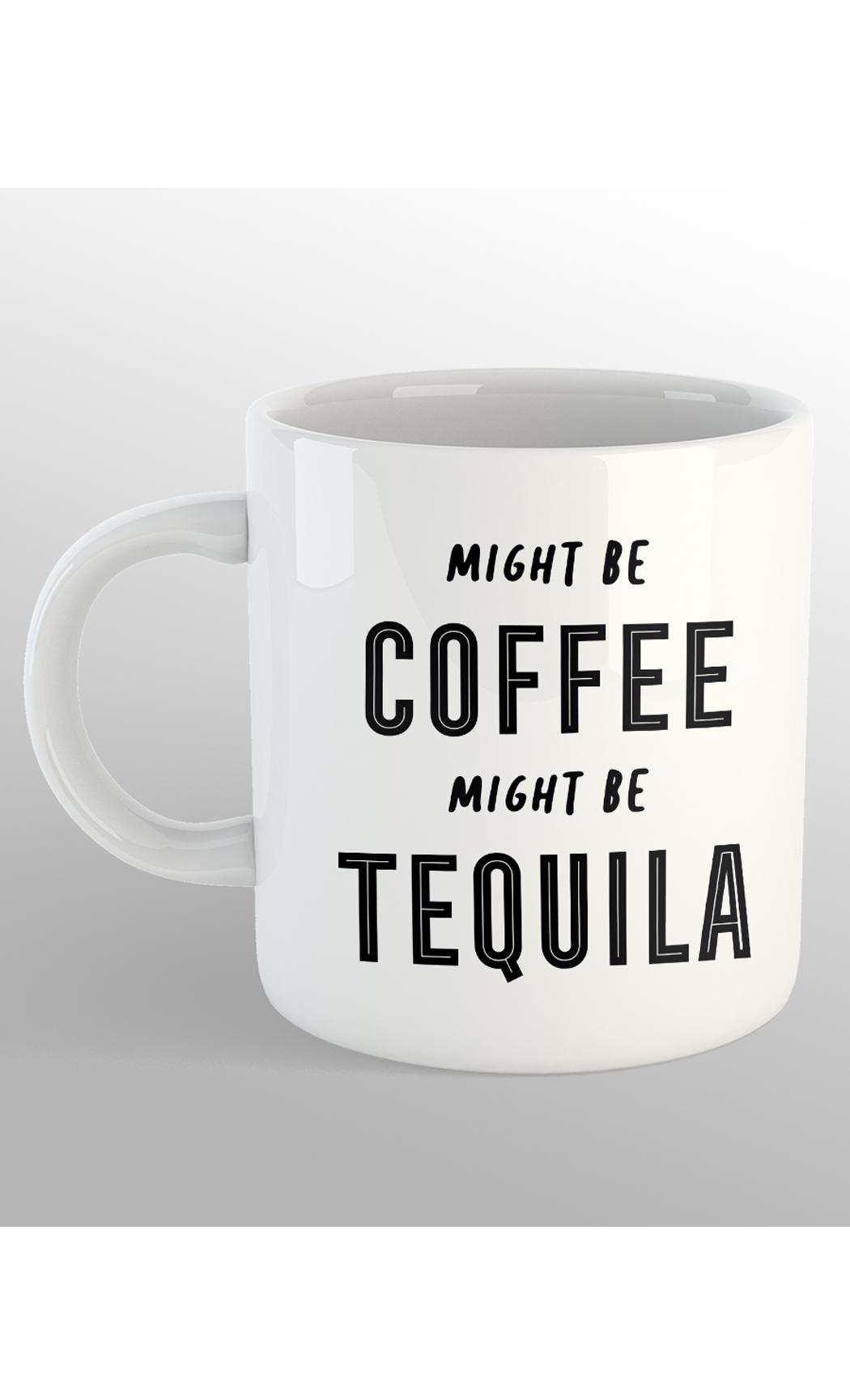 White Tequila Mug. Buy Online.