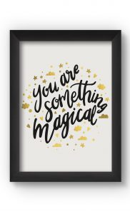 Multicolor MAGICAL Poster. Buy Online.