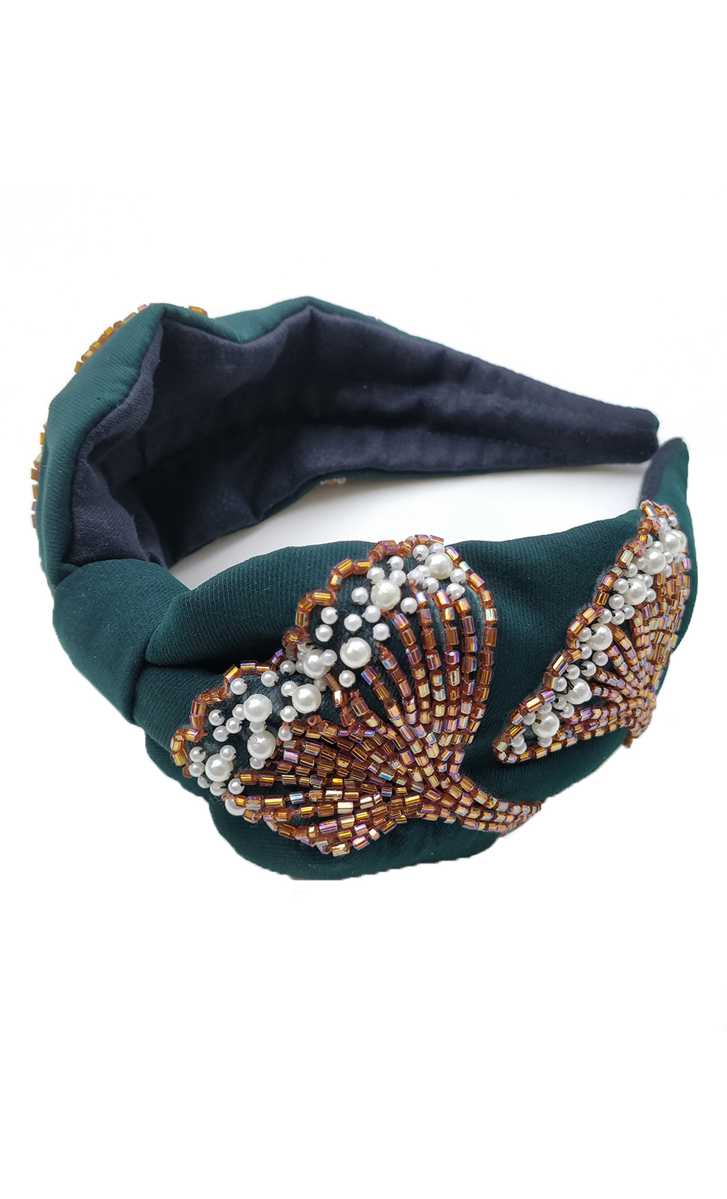 Green Dandelion Hairband. Buy Online