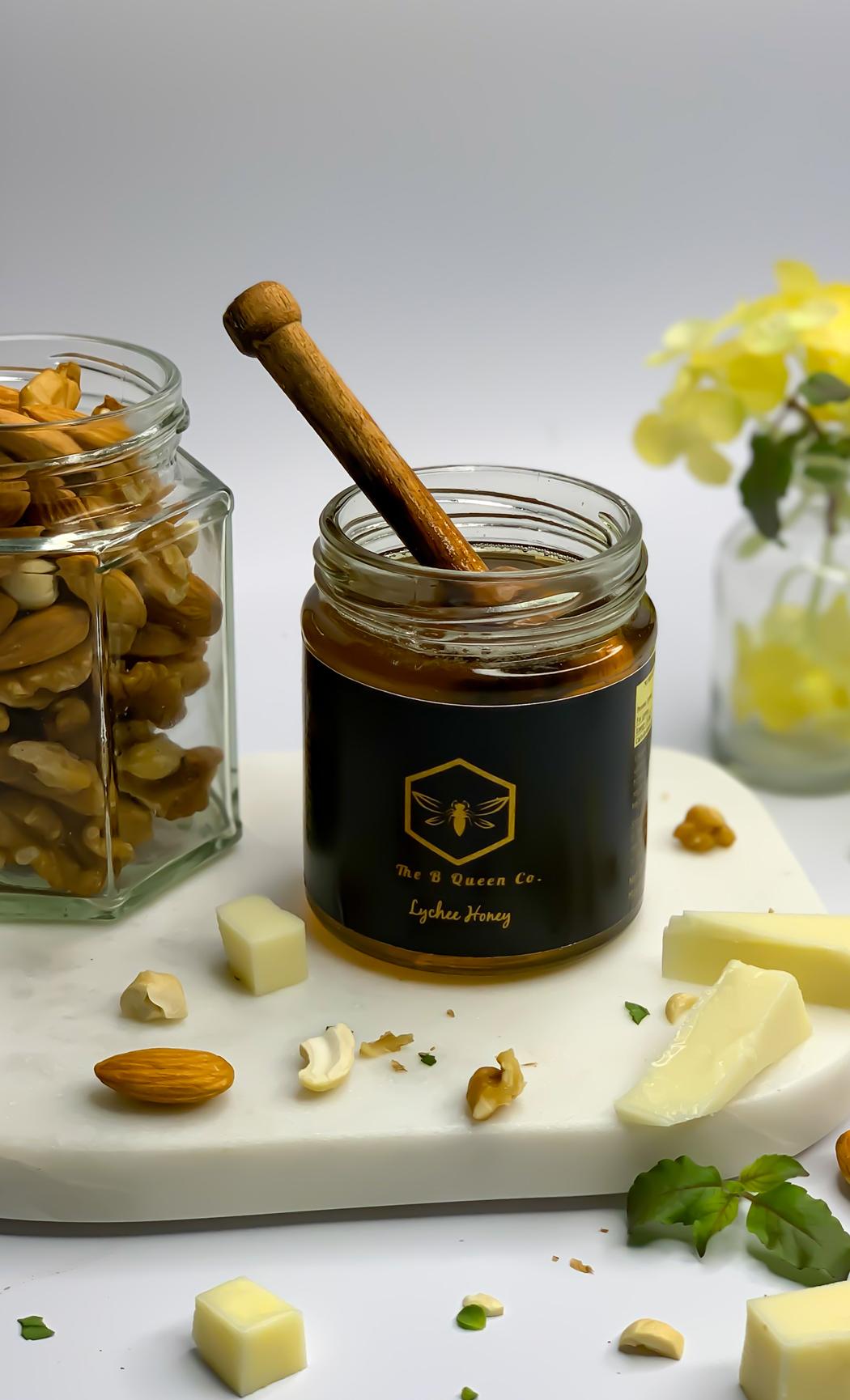 Lychee Honey (350gms). Buy Online