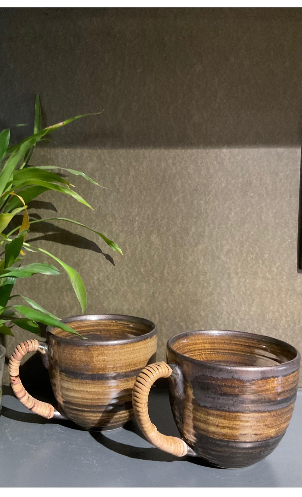 Brown Ceramic Cup. Buy Online