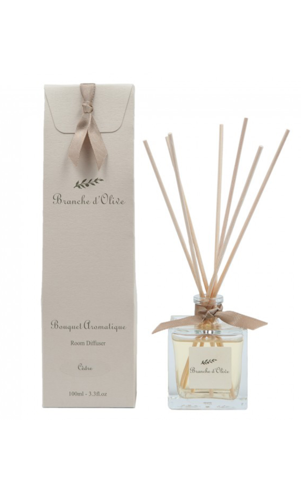 Diffuser Reed Sticks - Woody Aroma of Sandalwood