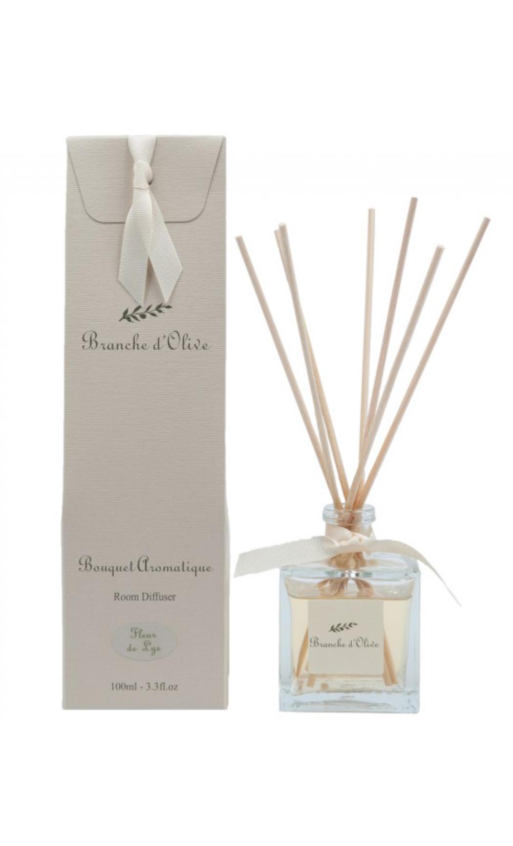 Diffuser Reed Sticks - Floral Fragrance of Orange